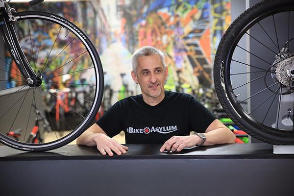 Bike Asylum