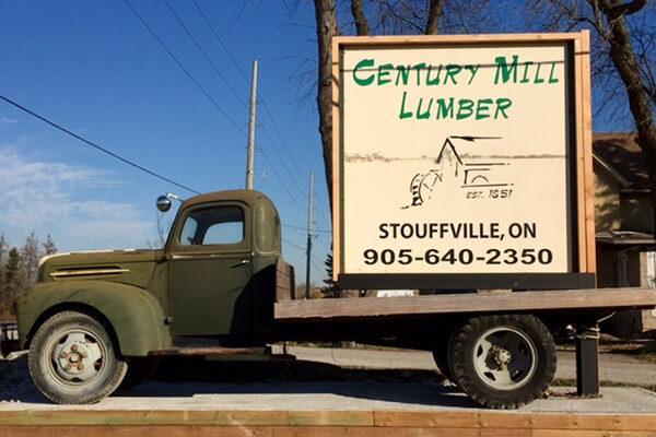 Century Mill Lumber